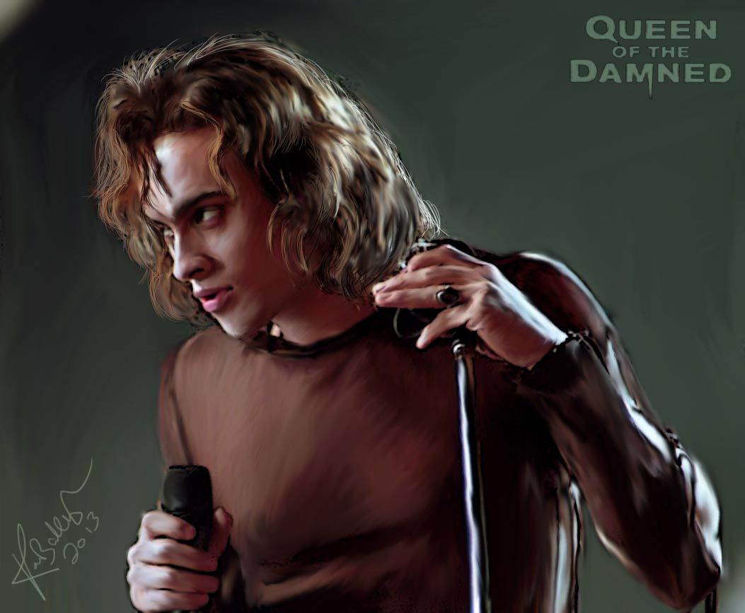 The Vampire Lestat Queen Of The Damned The Vampire Chronicles