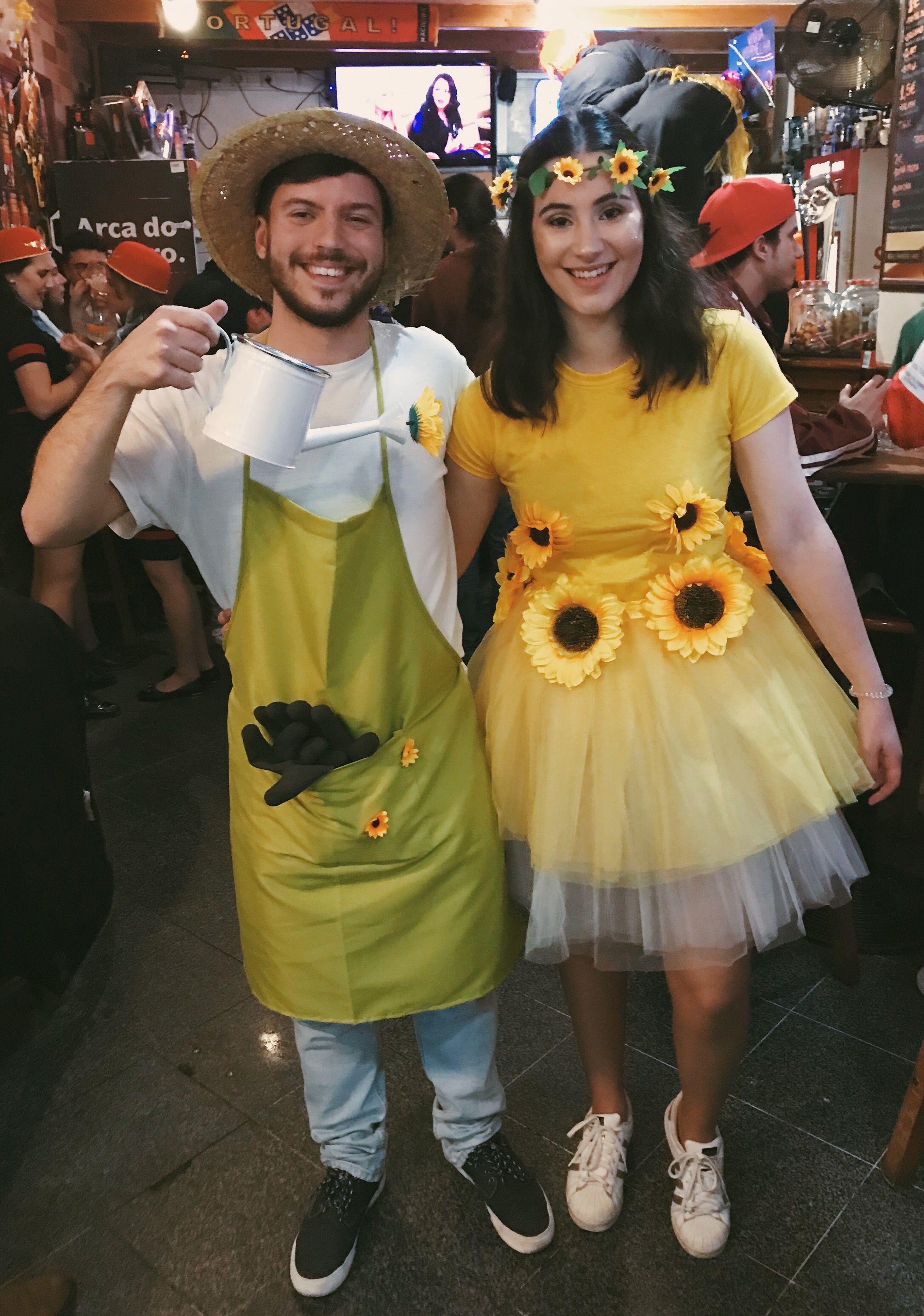 I M Your Flower Flower Costume Halloween Couple Halloween Costumes Haloween Costumes