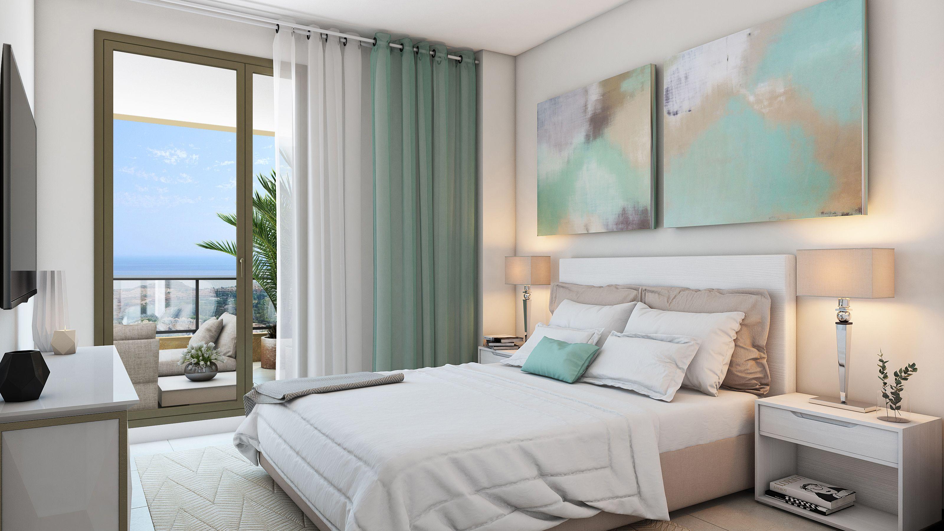 Bedroom Serenity Benalmadena