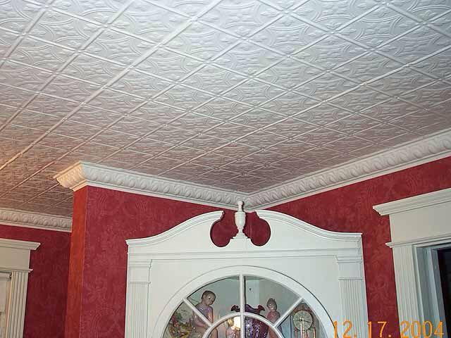 Back Splash Decorative Ceiling Tiles