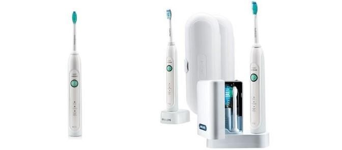 Philips Sonicare Healthywhite Series 5 Review Model Hx8911 Brushing Teeth Rechargeable Toothbrush Sonicare