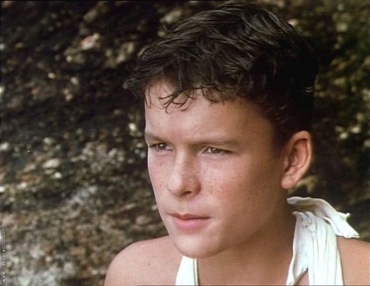 Balthazar Getty Lord Of The Flies Child Actors Heartthrob