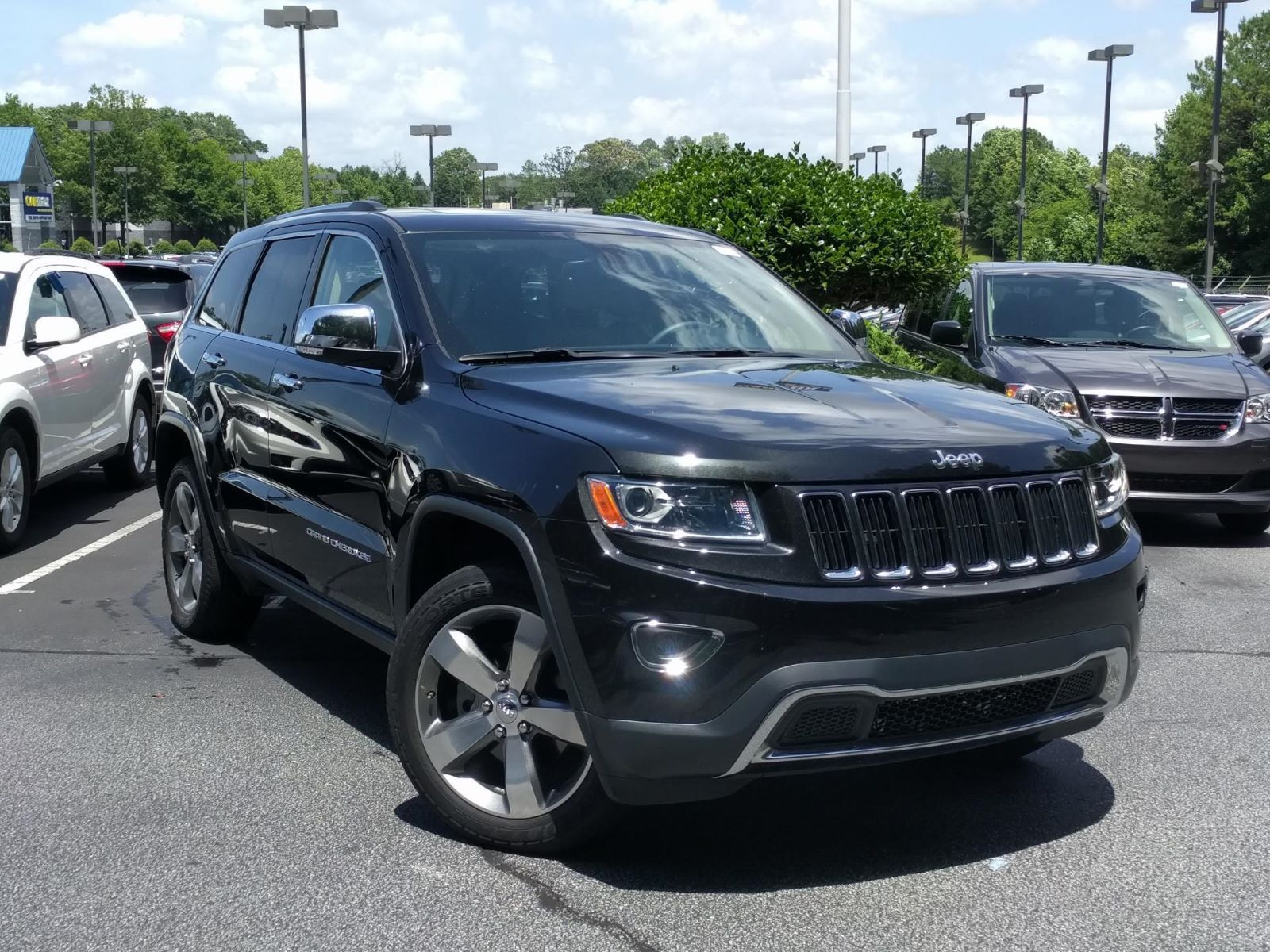 Used 2014 Jeep Grand Cherokee In Norcross Georgia Carmax 2014