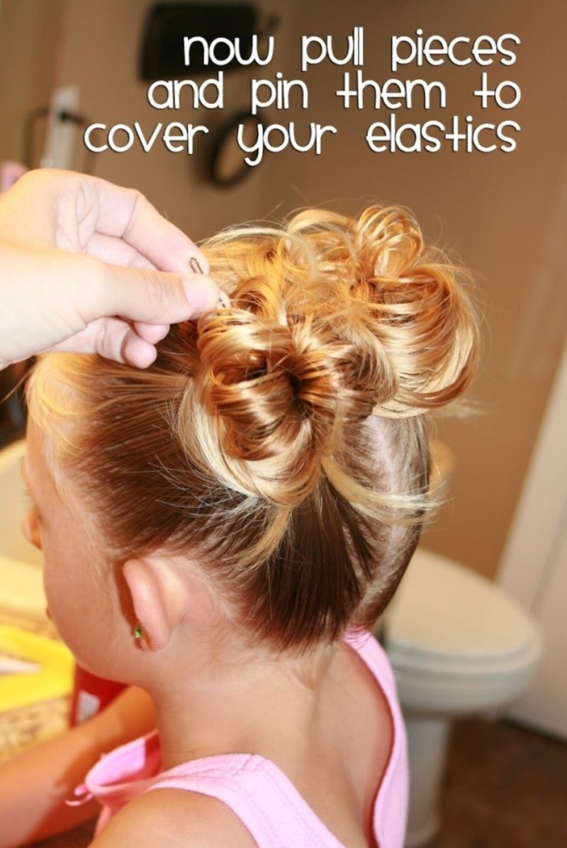 27 #adorable little girl #hairstyles your #daughter will
