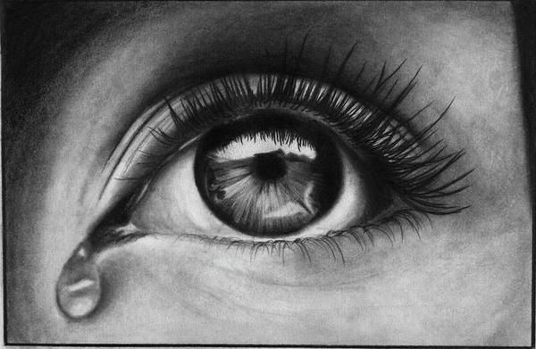 Best eye pencil drawing