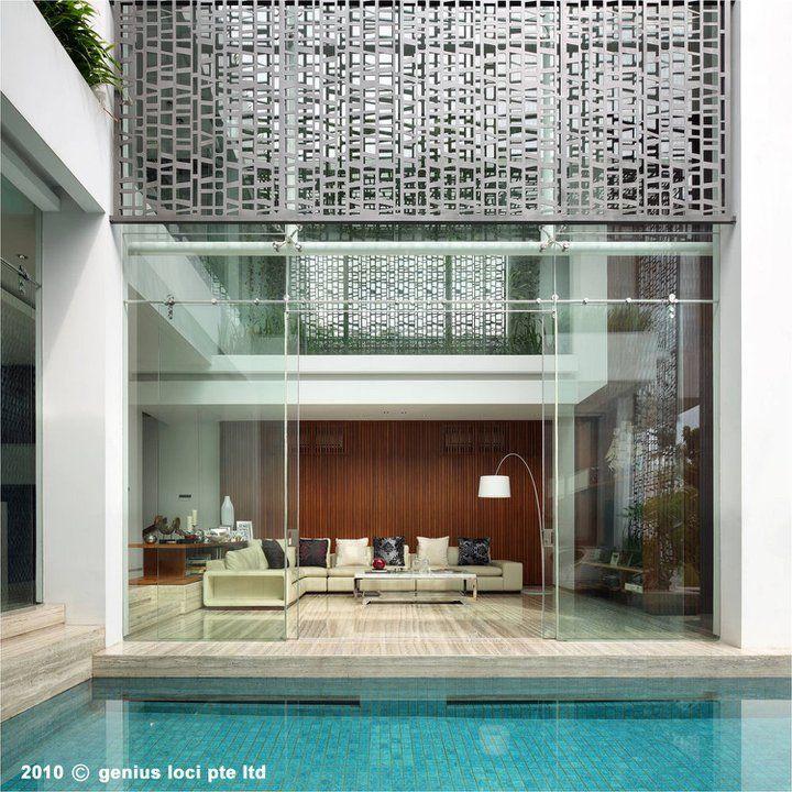 Pinisi House Jakarta Indonesia Arsitektur House