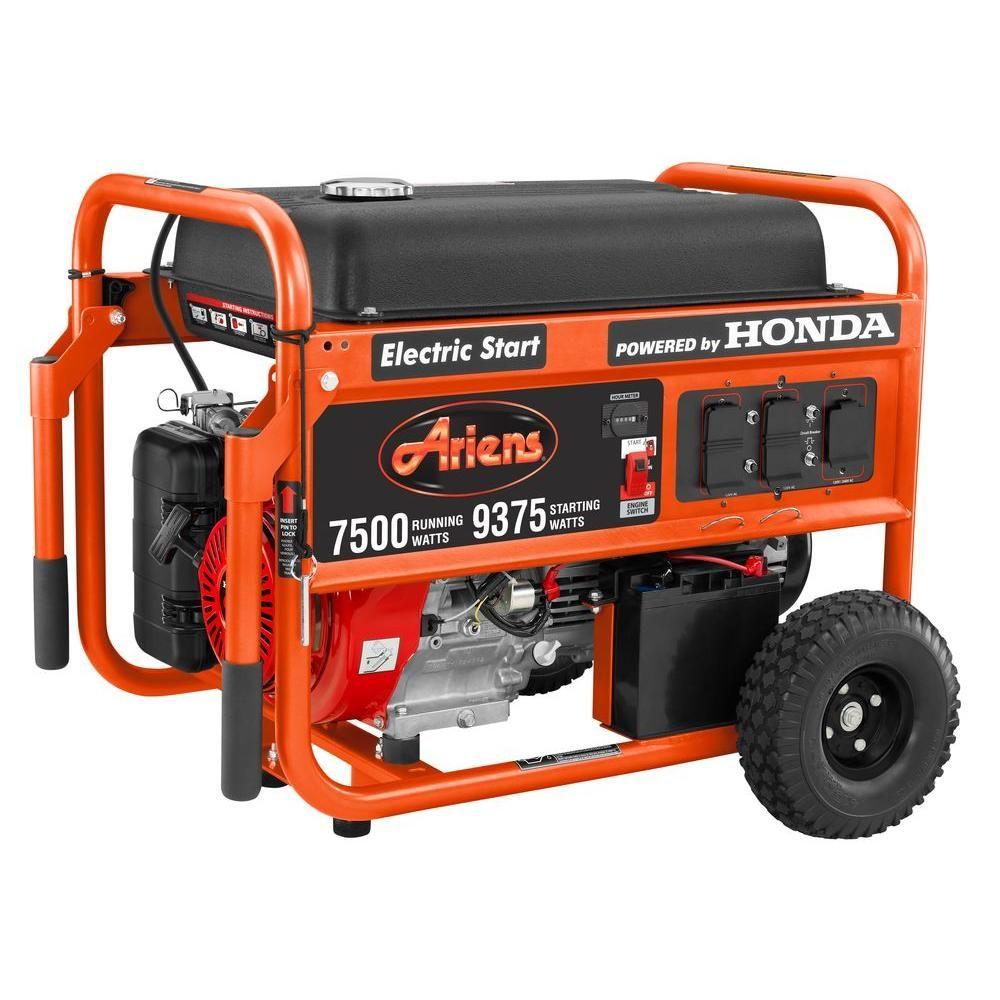 30++ Will a 7500 watt generator run my house information