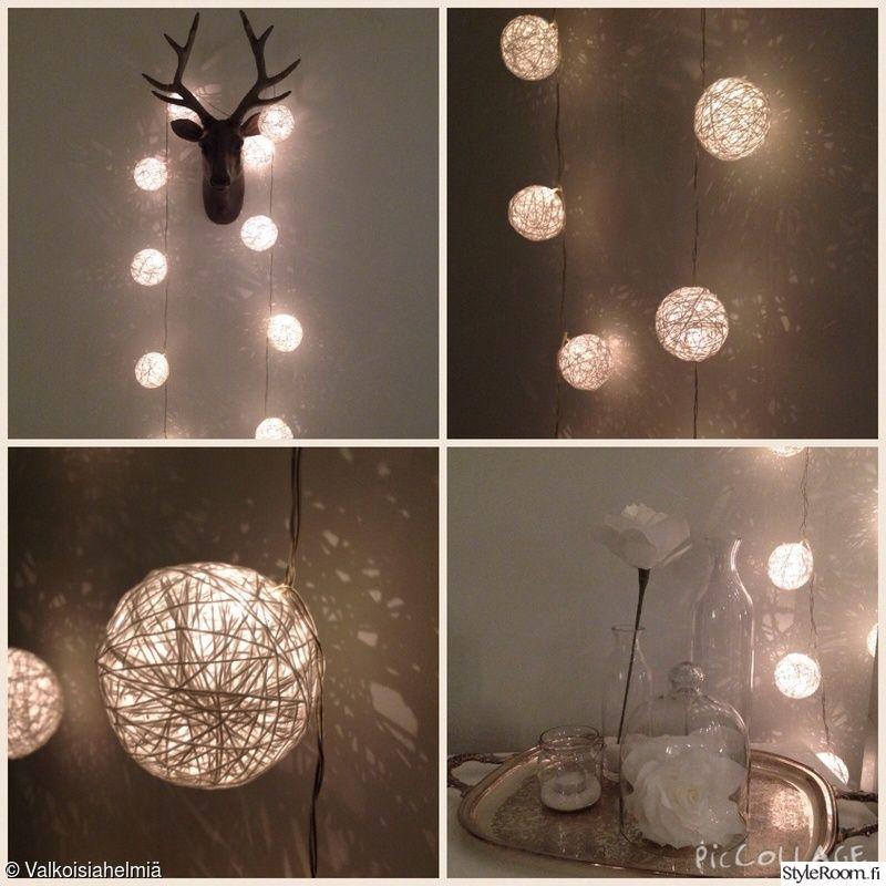 valopallo,happylights,itsetein,tunnelmaa,valosarja