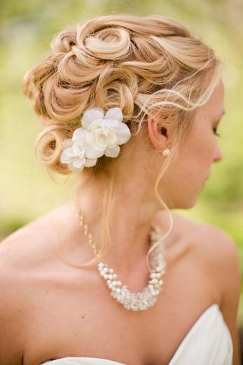 Josh + Katie Hairdo wedding Bride hairstyles Bridal hair