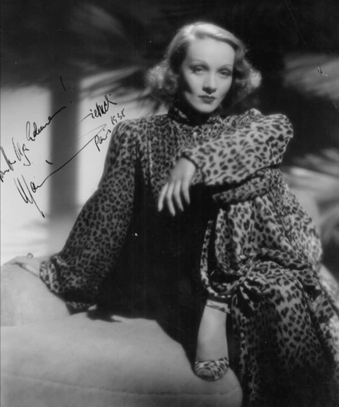 Pin På Marlene Dietrich