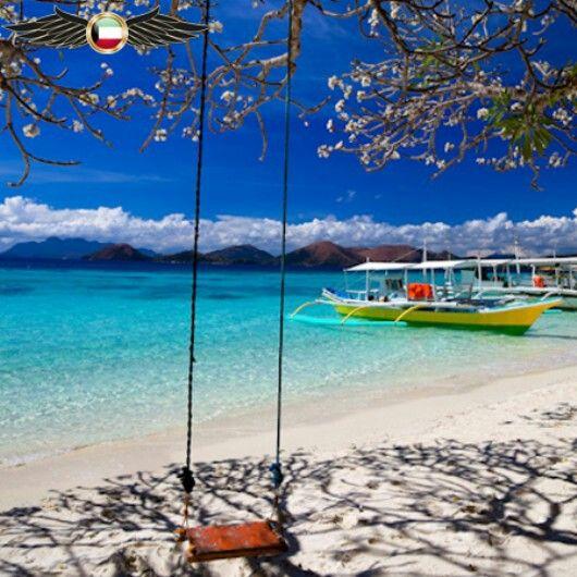 جاء في الترتيب الاول 1 Palawan Island Philippine 1 جزيرة بالاوان الفلبين بالاوان هي جزيرة ومقاطعة في الفلبين عاصمتها هي بورتو برينسيسا وتع World