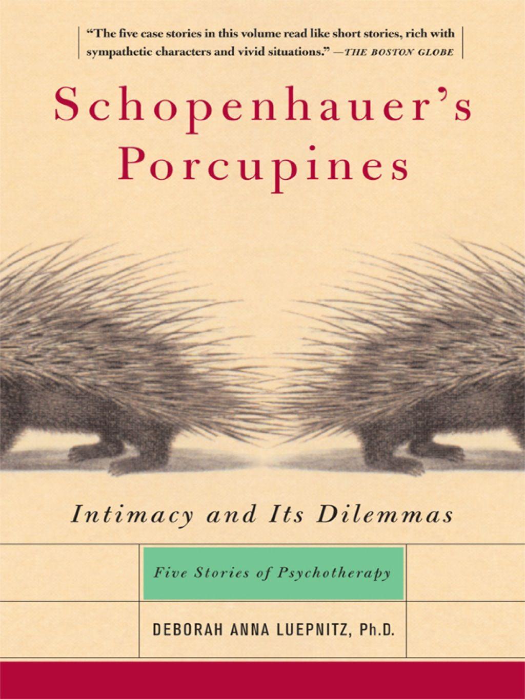 Schopenhauer S Porcupines Ebook In