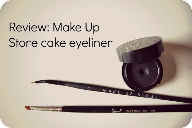 cake eyeliner make up store
