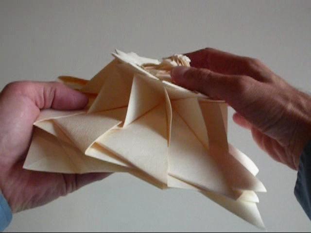 12 fold flower tower pinterest flower tower origami and origami 12 fold flower tower from chris k palmer on vimeo httpvimeo5172038 origami flower mightylinksfo
