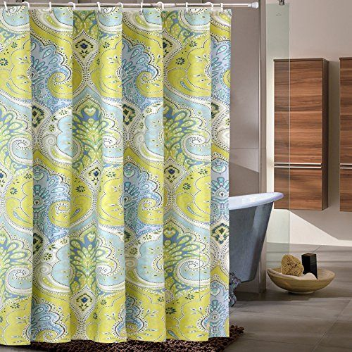 Eforgift Home Decor Xlong Shower Curtain Mildew Resistant And