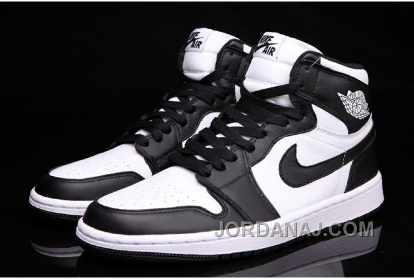 Air Jordan 1 Retro High OG AJ1 / Black White, Price: $99.00 - Air Jordan  Shoes, 2016 New Jordan Shoes, Michael Jordan Shoes