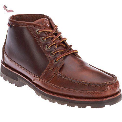 Chaussures Chukka Homme Vershire Brasserie Brown Sebago B710042 d4ZqIwxdz