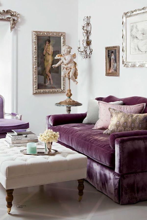 Image Via Waiting On Martha Living Room Design
