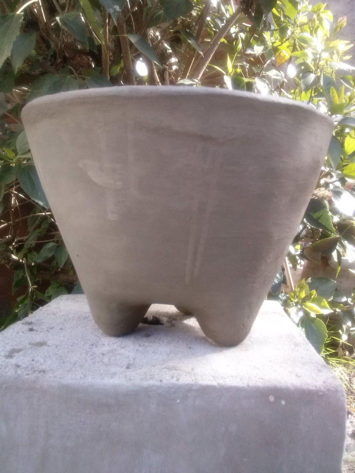 moldes para hacer macetas de cemento molde para hacer