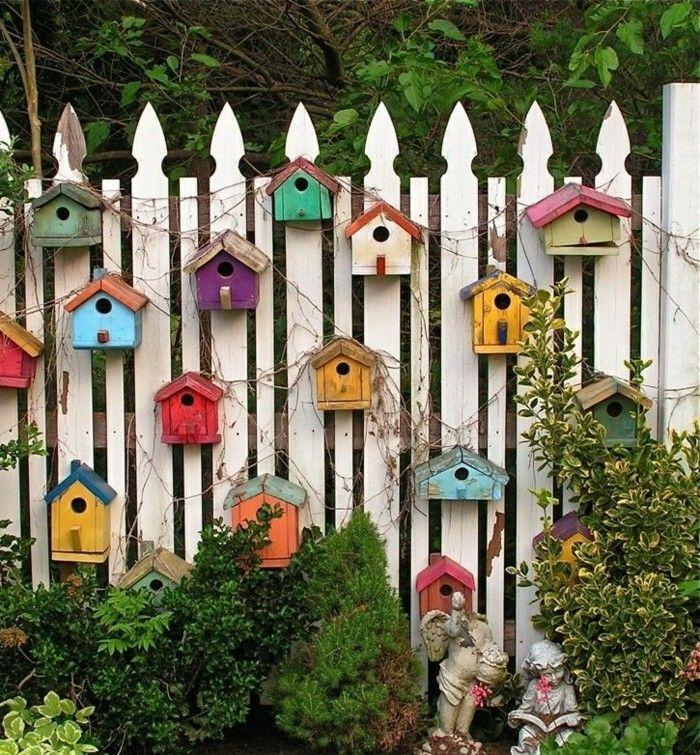 Photo of Über 30 Deko Ideen für den Gartenzaun, die Freude bereiten