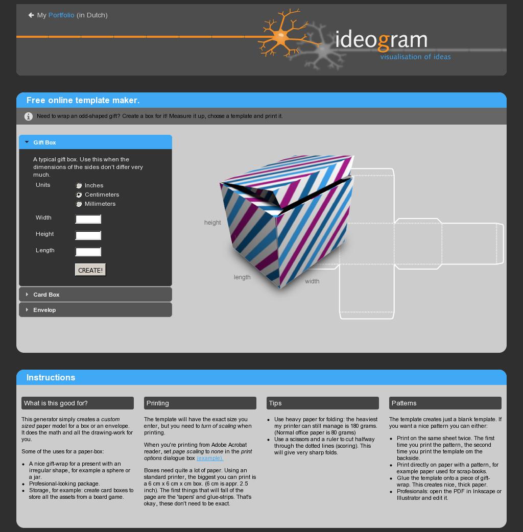 Nice Website Template Generator Photos - Entry Level Resume ...