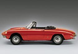 1966 Alfa Romeo Spider classic    f wallpaper