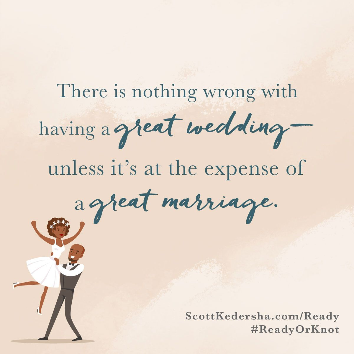 We Are Passionate About Couples Having Good Practical