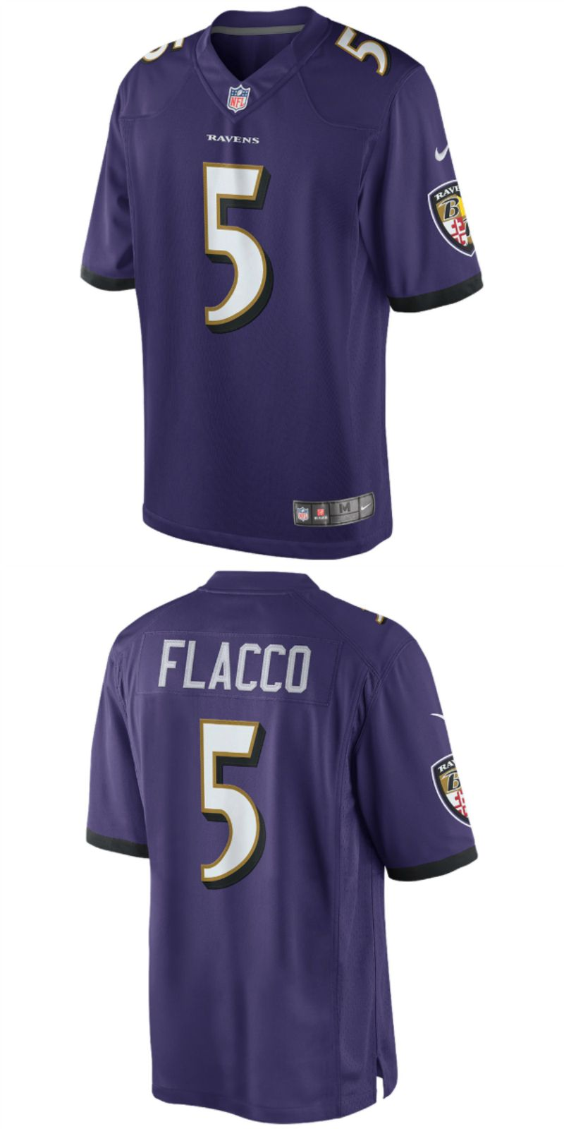 huge discount f41c0 27e8a UP TO 70% OFF. Joe Flacco Baltimore Ravens Nike Limited ...