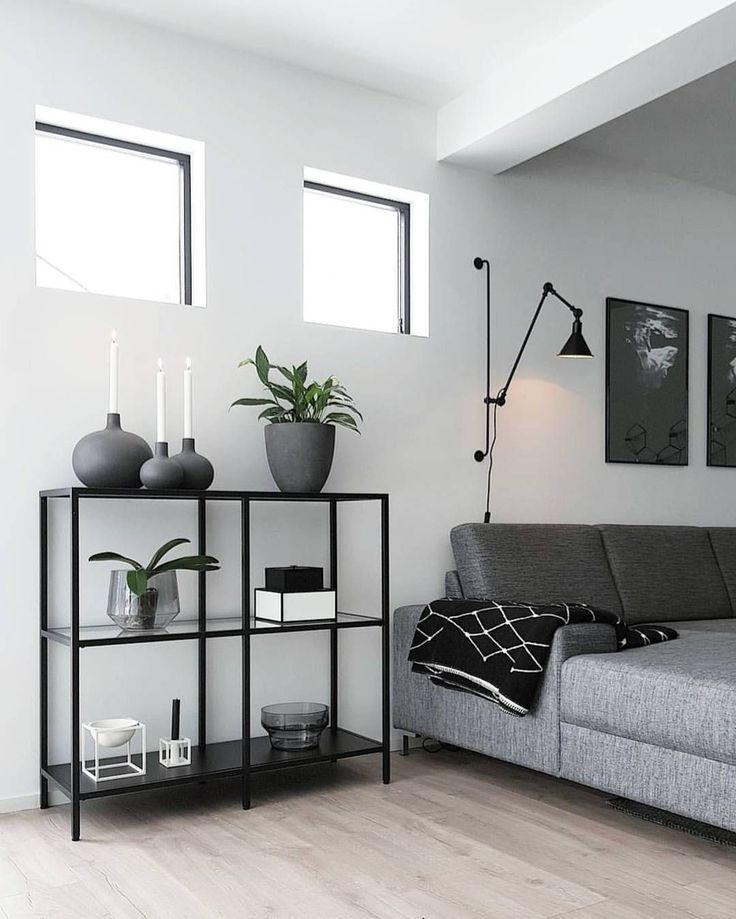 Photo of 30 stilige grå ideer om stuen for å inspirere deg – blogg til tilbehør til hjemmet