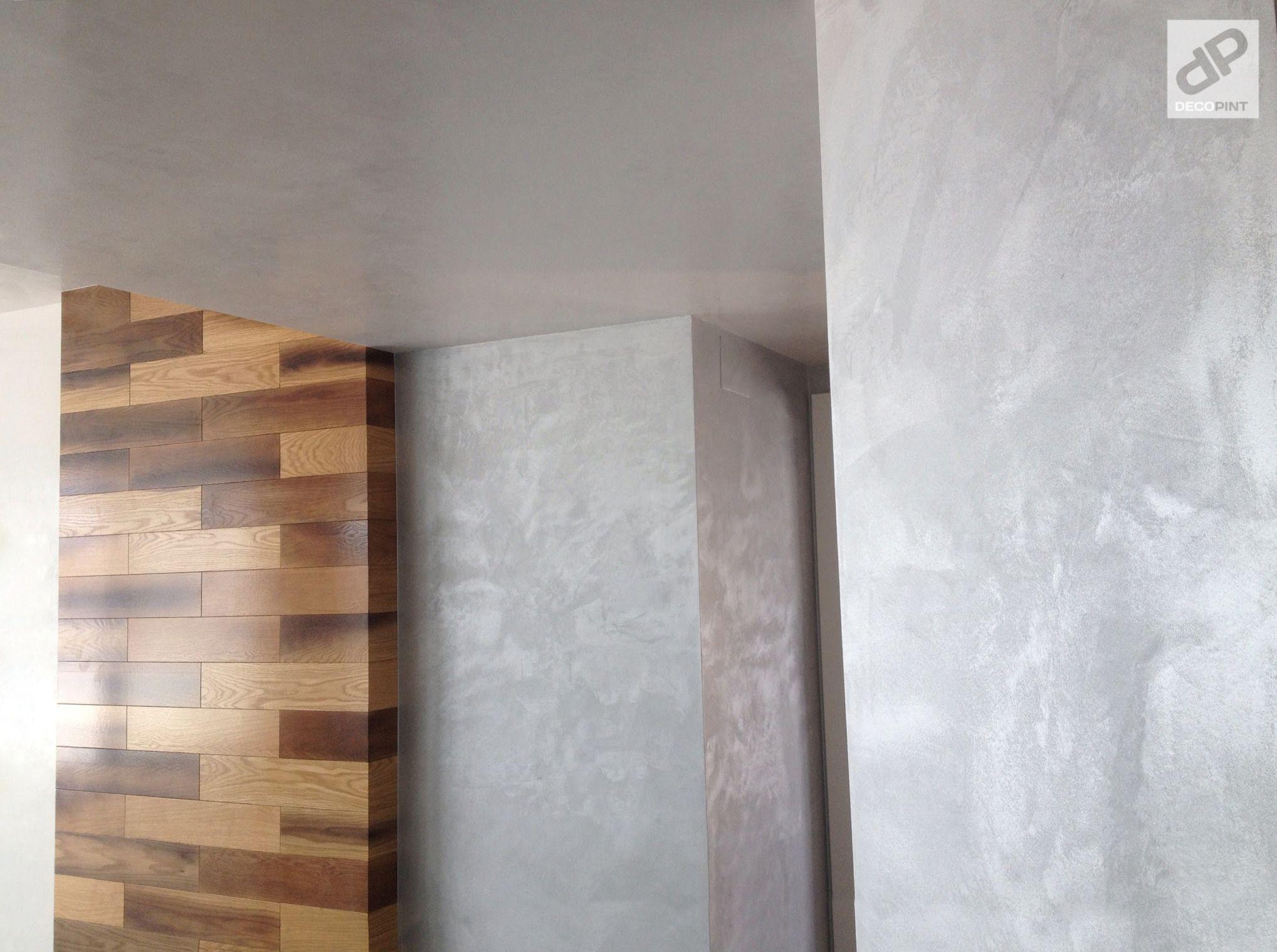 Proyecto estuco veneciano efecto madera - Decopint Pintura ...