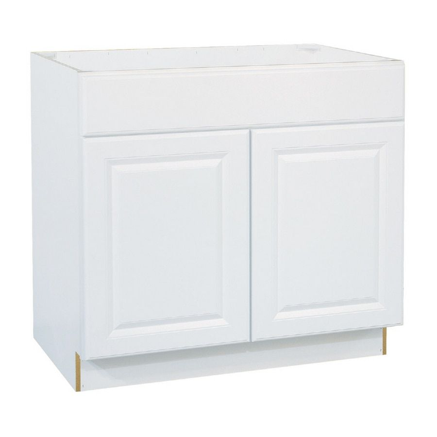 36 Inch Kitchen Sink Base Cabinet With Drawers In 2020 Cabinet Drawers Base Cabinets Cabinet