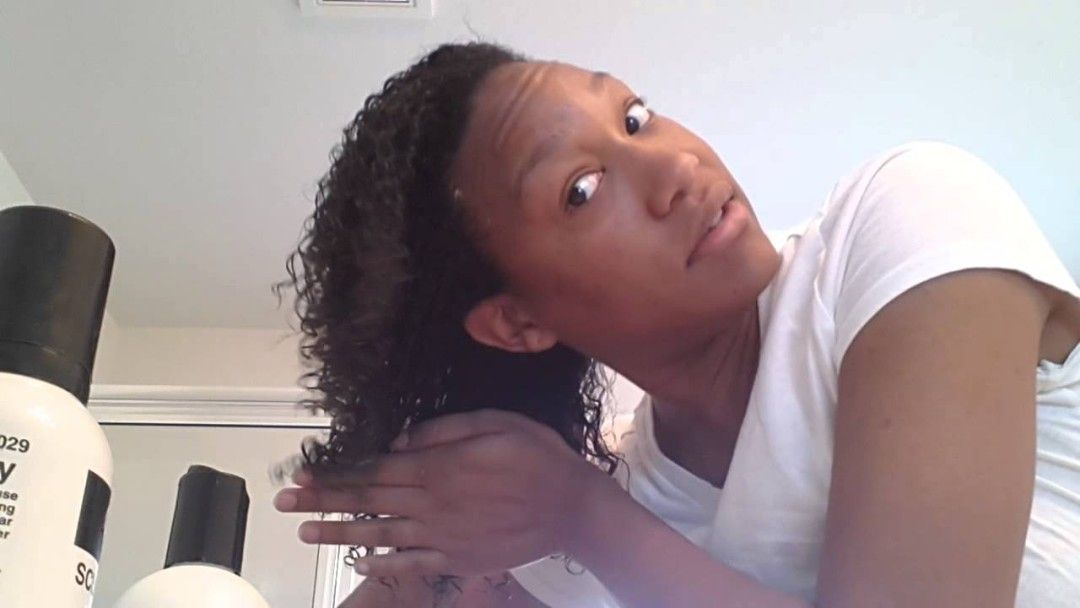 Texturizer Wash Amp Go Video Relaxed Hair Relaxed