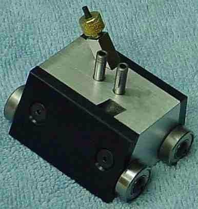 Four Facet Drill Bit Sharpener By Derek Brown Homemade Four Facet