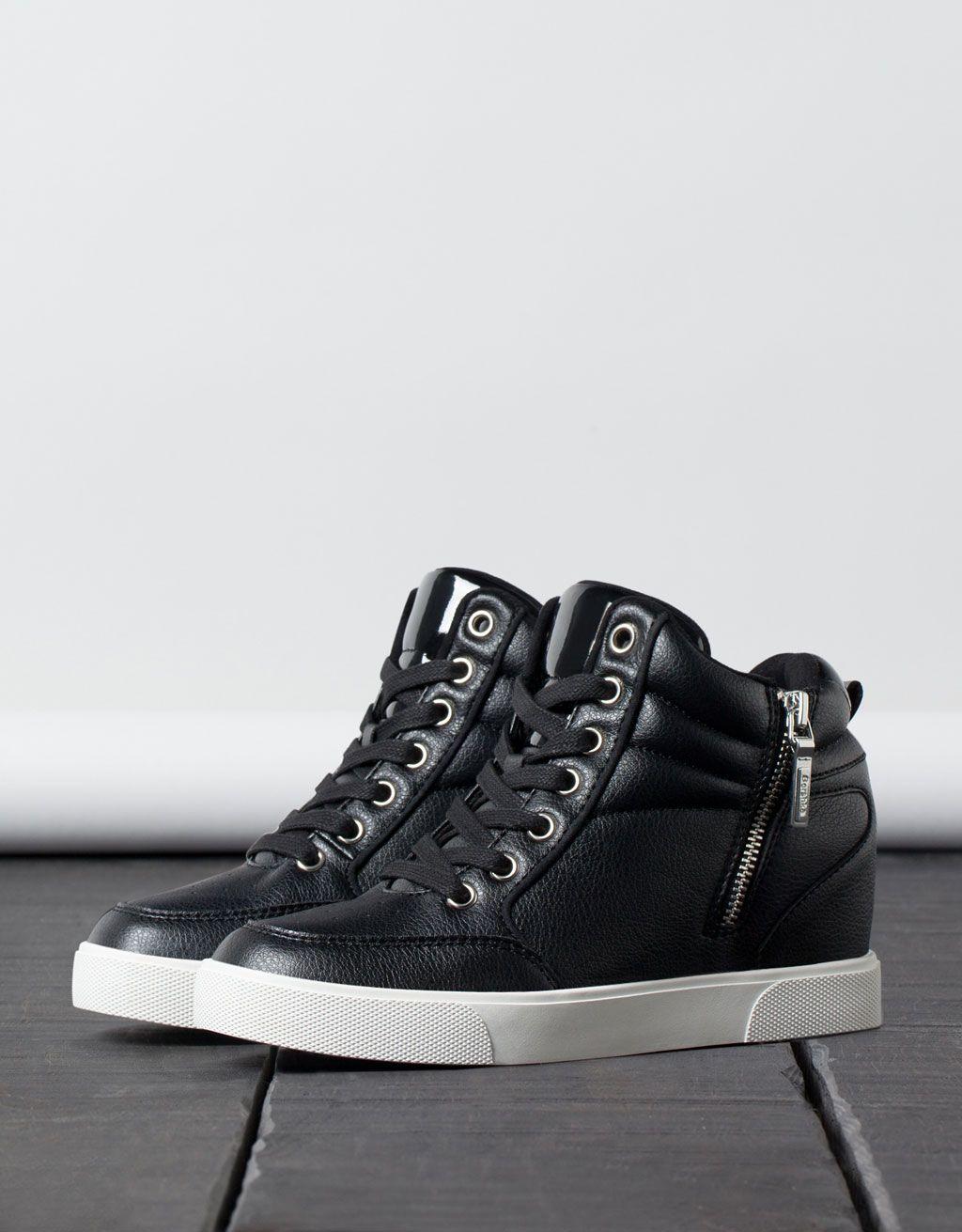 67c7aa0c27b BSK Bershka shoes pinterestcom