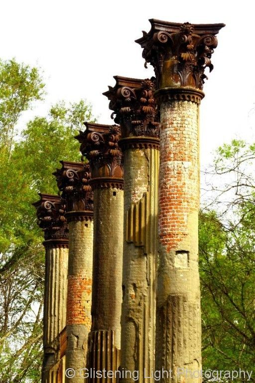 Windsor Ruins, Claiborne County, Mississippi