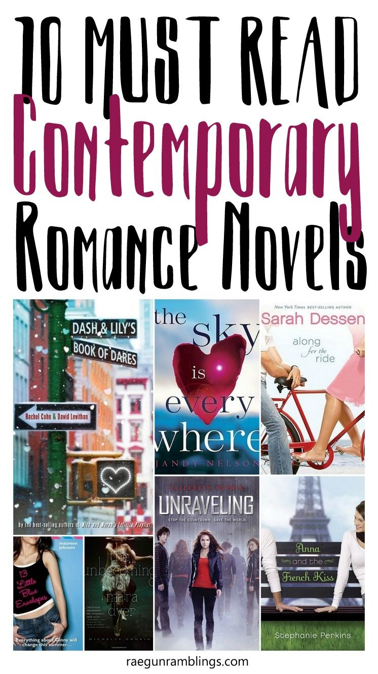 Great Young Adult Contemporary Reads Boeken