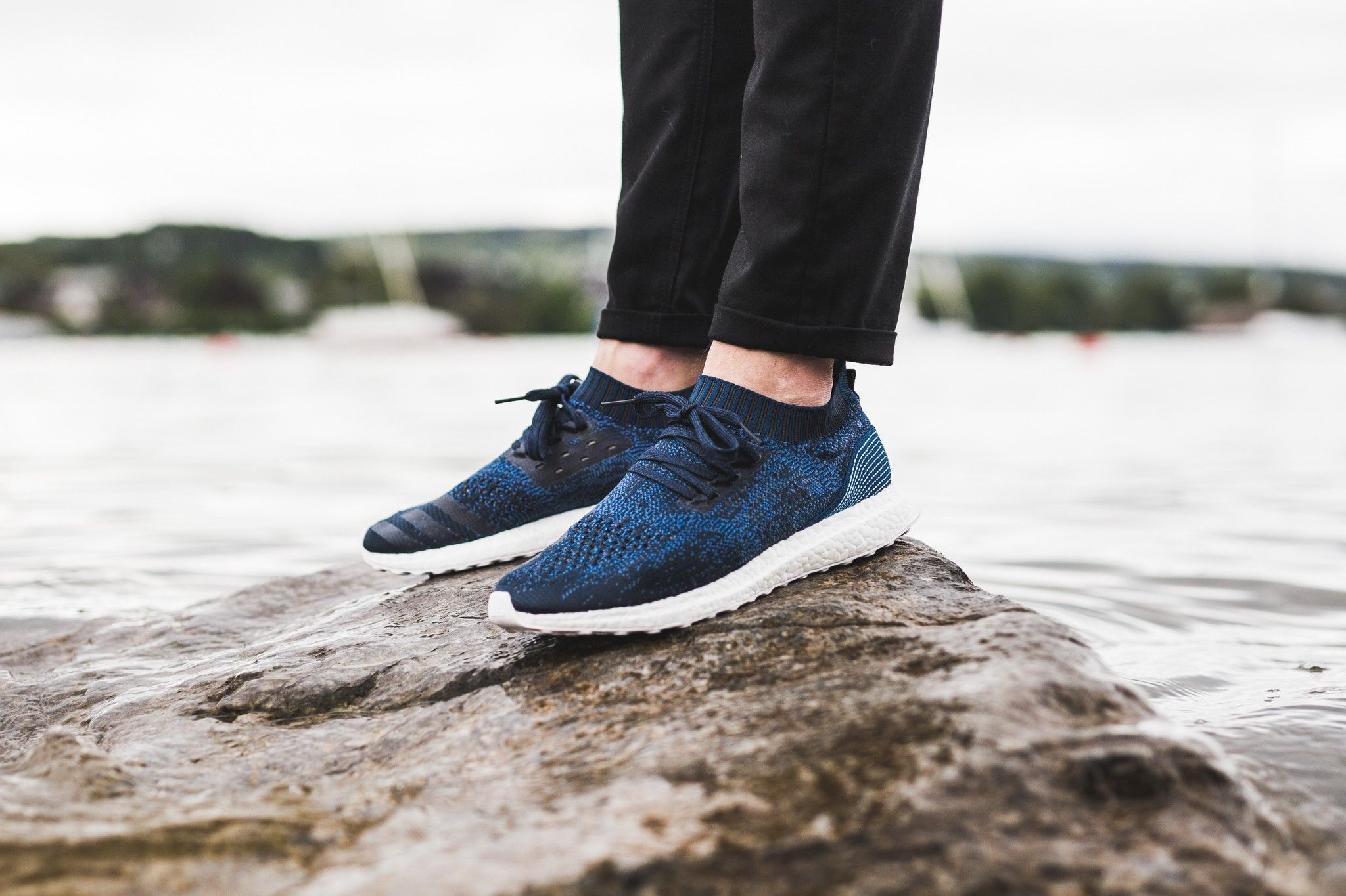 ultra boost uncaged style