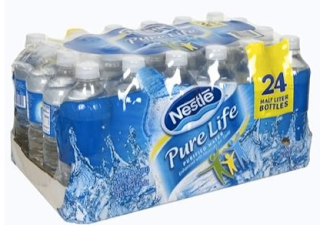 Nestle Pure Life 24 Pk Bottled Water Only 2 25 Each At Rite Aid Nestle Pure Life Slow Cooker Salisbury Steak Nestle Pure Life Water
