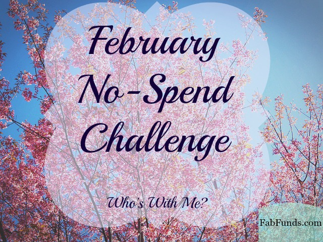 February Savings and No-Spend Challenge | Saving Money | Pinterest