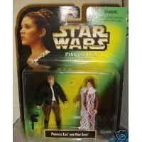 Star Wars Princess Leia Collection 2-Pack Princess Leia & Han Solo [Toy]