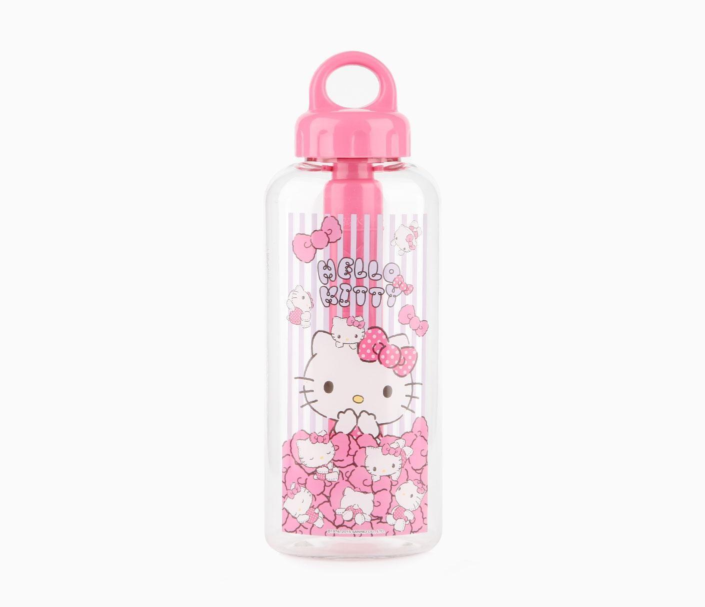 Hello Kitty Water Bottle with Ice Tube: Doll | Hello Kitty ...
