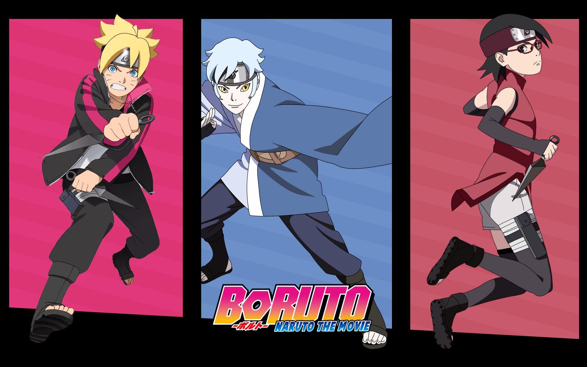 Pin By Deevan Roger On Naruto Shippuden Boruto Naruto The Movie Anime Boruto