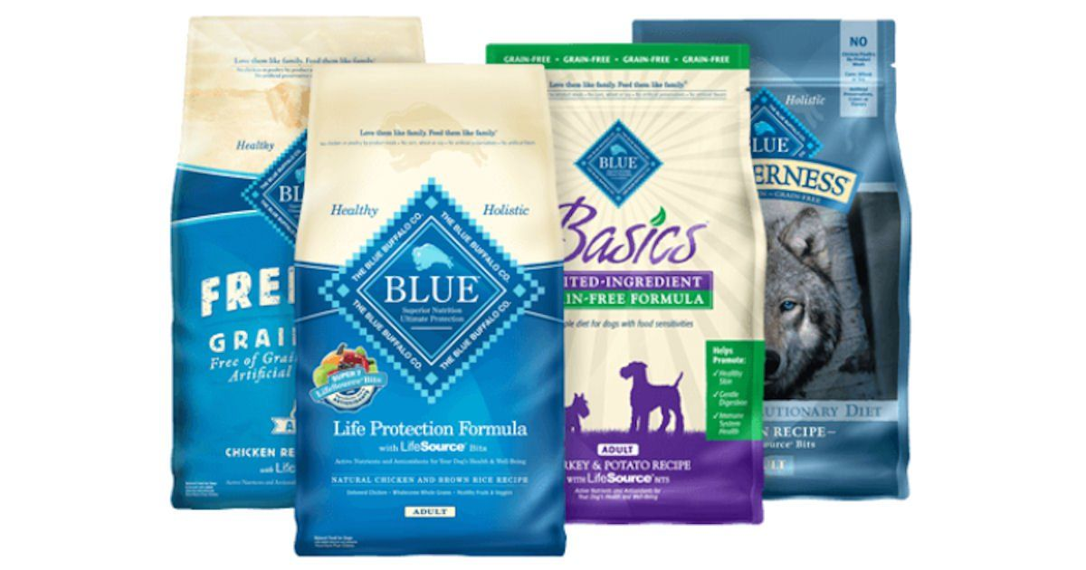 Free Bag Of Blue Wilderness Dog Food At Petsmart Blue Buffalo