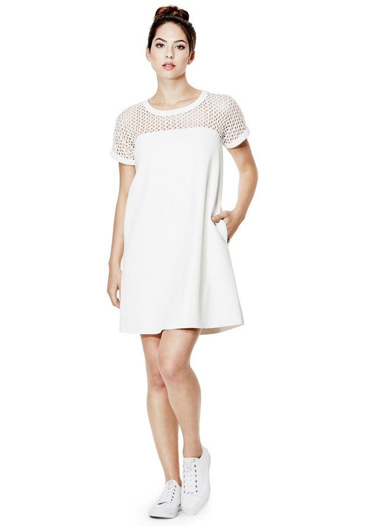 Becke Dress | shop.GUESS.com