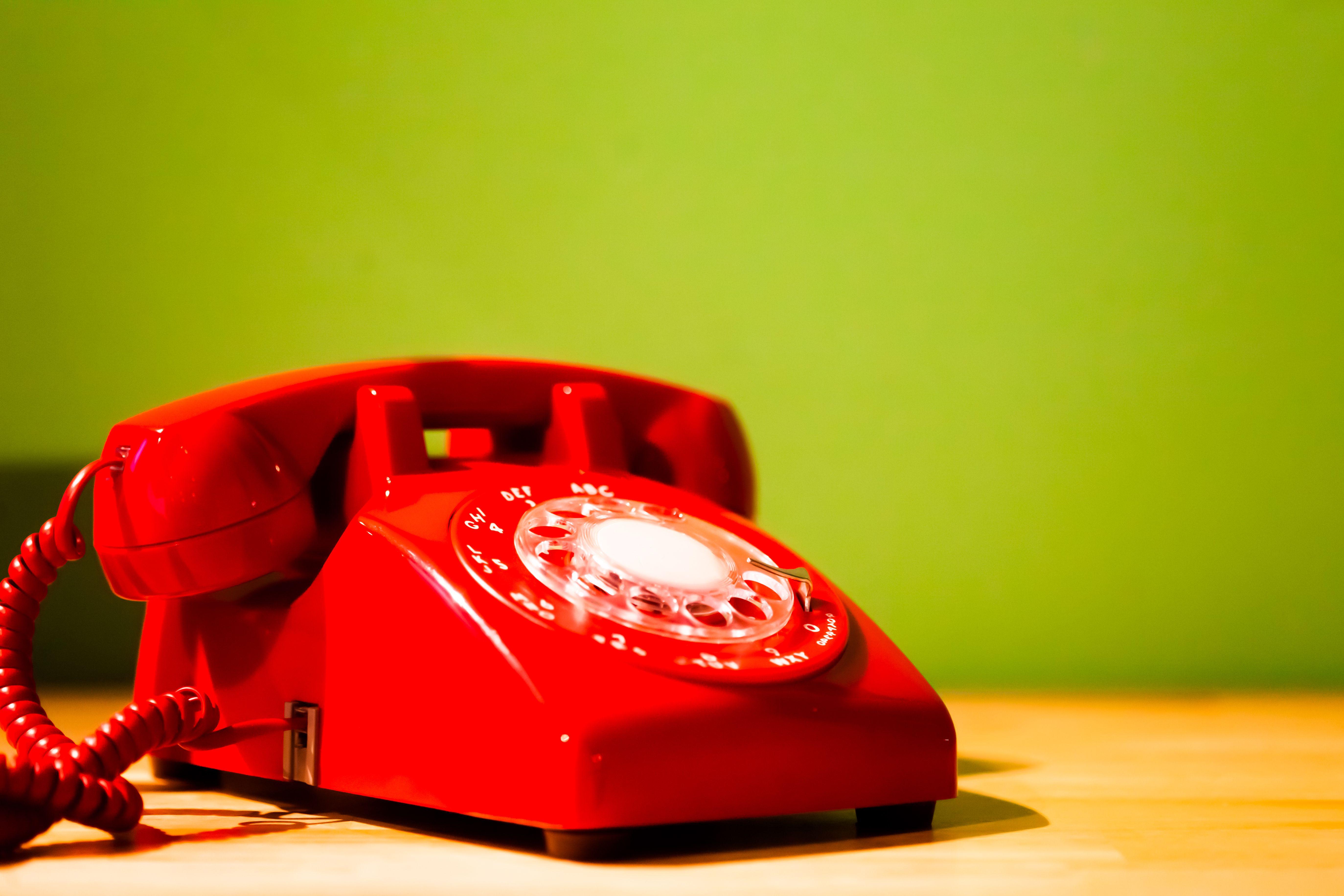 I Need You to Call Me