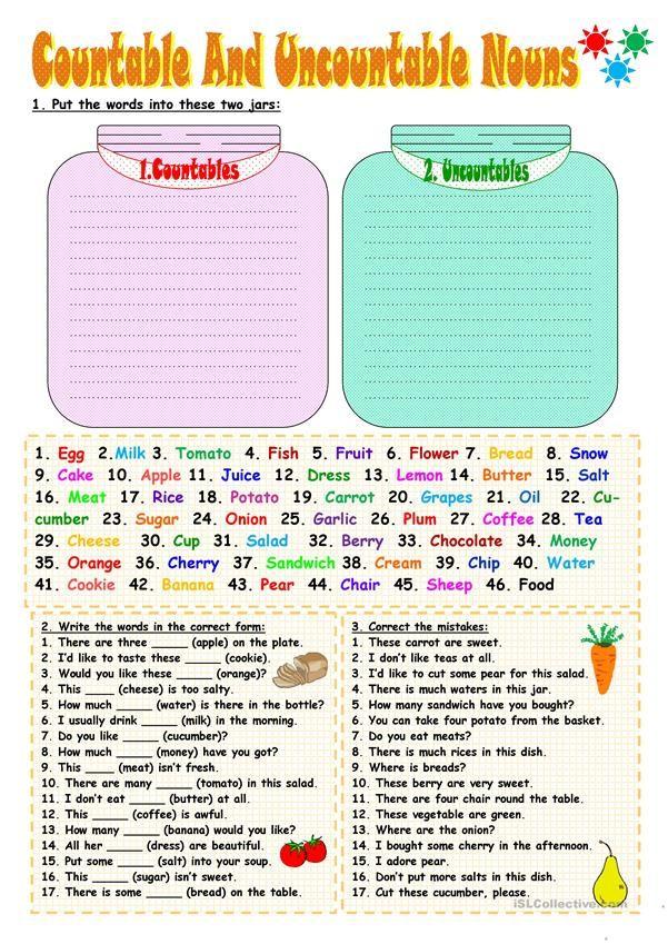 how to teach noun to grade 4
