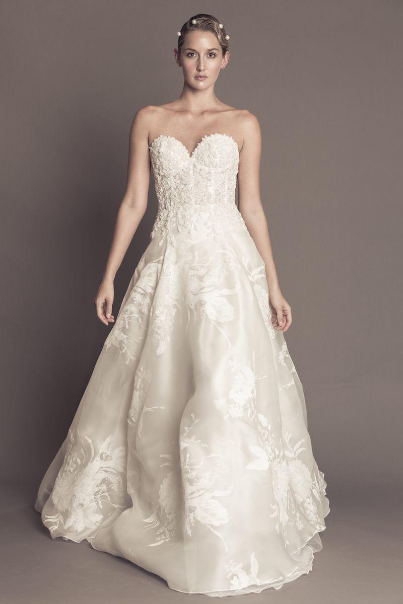 Martina by Francesca Miranda @ Wedding Atelier | Wedding | Pinterest ...