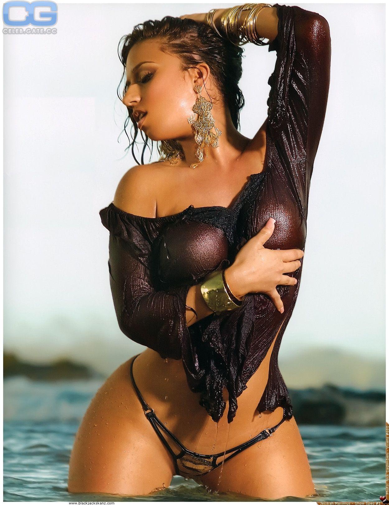 Bikini models wild