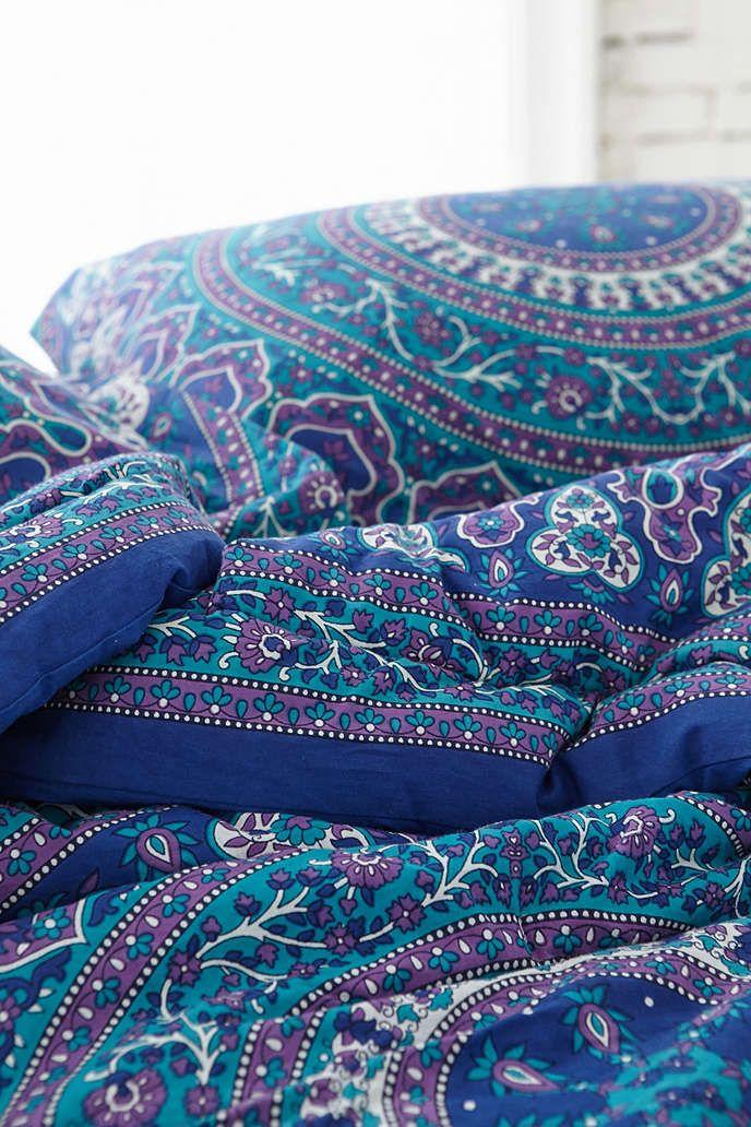 Magical Thinking Ophelia Medallion Comforter Urban