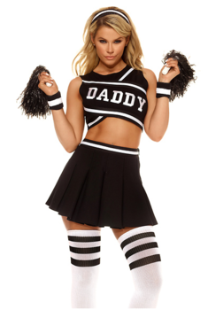 7c58dbce6 Daddy s Girl Sexy Cheerleader Costume - Rumor Apparel